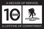 Wounded Warrior Project - A Decade of Service. A Lifetime of Commitment