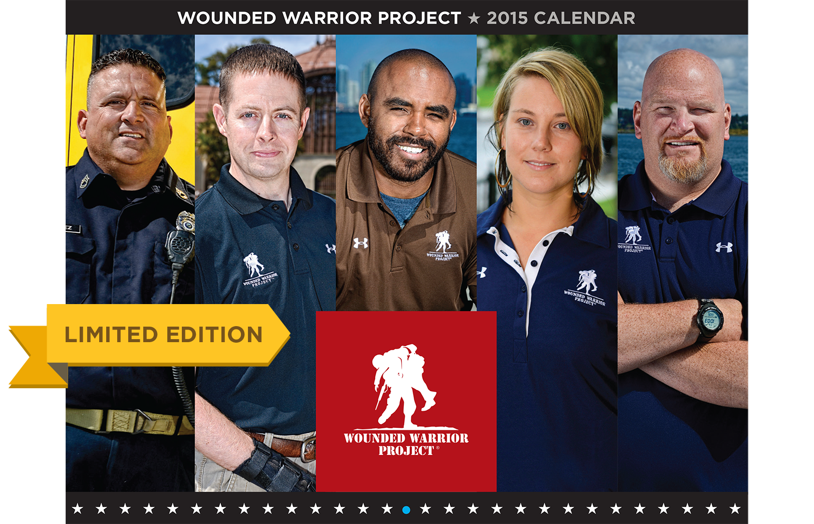 Wounded Warrior Project Calendar